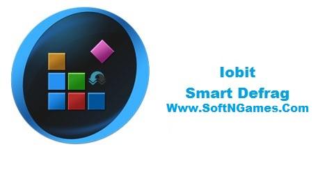 IObit Smart Defrag Crack-Cover-SoftNGames