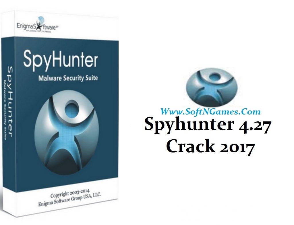 Spyhunter 4.26 Crack 2017 License Key-Cover-SoftNGames