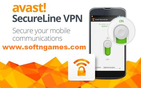 Avast Secureline VPN License Key 2018