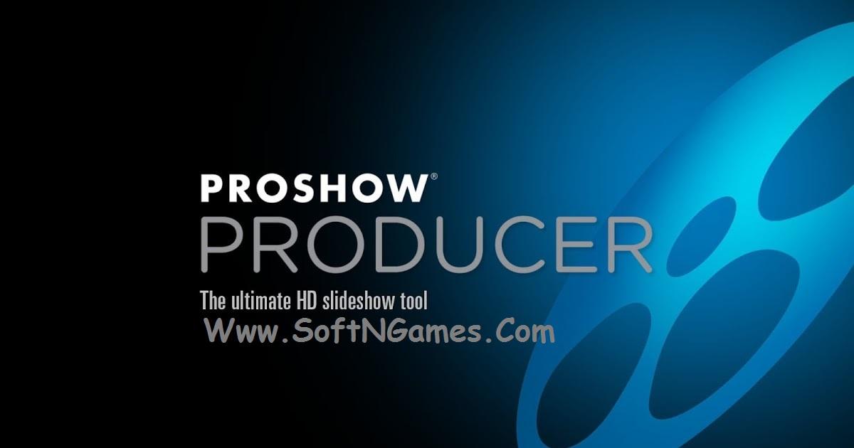 Photodex ProShow Producer Crack-Cover-SoftNGames