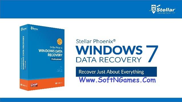 Stellar Phoenix Windows Data Recovery Crack- cover-SoftNGames
