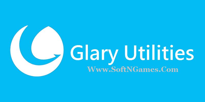 Glary Utilities Pro Key 5.91.0.112 Crack 2018-Cover-SoftNGames