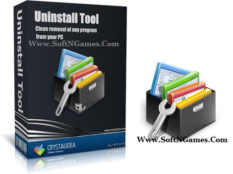 Uninstall Tool Serial Key-Cover-SoftNGames