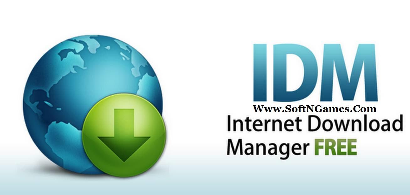 IDM 6.29 Build 2 Universal Crack-Cover-SoftNGames
